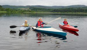 canoeinglochinsh